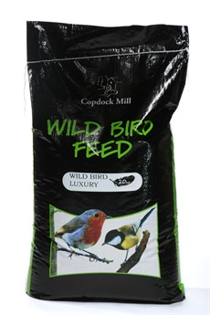 Wild Bird Feed Luxury Mix