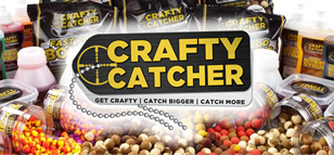 Crafty Catcher - Fishing baits