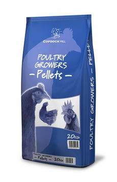 Poultry Growers Pellets
